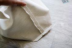A step-by-step tutorial with photos. Hobo Bag Tutorials, Sewing Tutorials, Sewing Patterns, Hobo Bag Patterns, Tote Pattern, Coin Purse Tutorial, Clothespin Bag, Diy Fashion Hacks, Diy Tote Bag