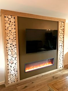 Stack our decorative logs into a fireplace or alcove to create a beautiful feature. Our locally sourced ornamental logs and log wall tiles are available in a range of styles, colours and finishes. Log Stools, Log Wall, Wall Tiles, Home Projects, Alcoves, Fire Places, Cabin, Corfu, Colours