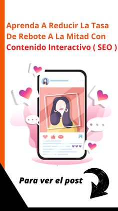 #seo #marketing #blog #bloggers #traficoorganico #interaccion #interactivo Digital Marketing, Phone, Movie Posters, Movies, Blog, Telephone, Film Poster, Films, Phones