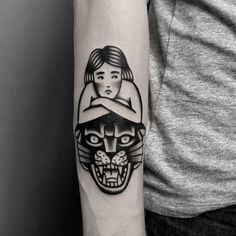 Tattoo-Journal.com - THE NEW WAY TO DESIGN YOUR BODY | 80 Elegant Black Panther…