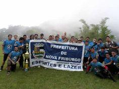 Time de futebol americano de Nova Friburgo vence torneio com o apoio da Prefeitura
