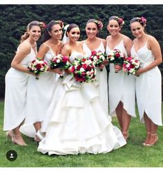 Perfect bridesmaids dresses