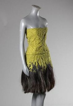 Isabella Blow's custom-made McQueen dress, yours for £35,000 | 15 ...
