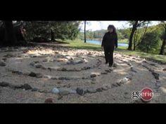 labyrinth backyard - Google Search