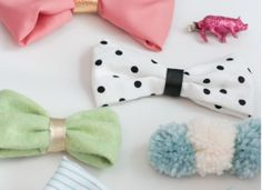 The Alison Show: 5-diy-easter-hair-accessories