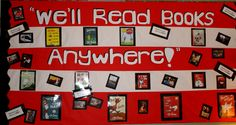 Dr. Seuss Theme  Great theme for Dr. Seuss' birthday!  Would you, could you, read all day?  At the table, on the rug, on the loft . . . I'd read books anywhere!
