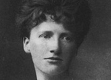 The original superwoman, campaigner, fundraiser and innovator - Eglantyne Jebb.   http://www.savethechildren.org.uk/about-us/history