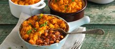 Cottage Pie with Roasted Pumpkin Mash recipe from Food in a Minute Winter Dinner Recipes, Easy Dinner Recipes, Easy Meals, Dinner Ideas, Meal Ideas, Best Low Carb Recipes, Bean Recipes, Healthy Recipes, Spaghetti Squash Recipes Clean