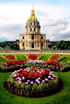 Invalides - Paris, France
