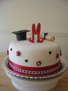 graduation cake | Modern graduation cake.jpg