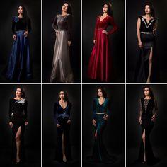 Irina Ross Atelier  Fall Winter 2016/2017 Fall Winter, Formal Dresses, Fashion, Atelier, Moda, Formal Gowns, La Mode, Black Tie Dresses, Fasion