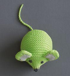 animaux au tricot gratuit