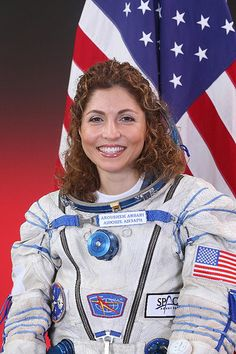 Ansari -The first Muslim Woman astronaut