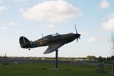 Hurricane Gate Guardian. North Weald Airfield.Epping. UK