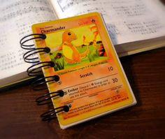 Trading Card Sketchbook