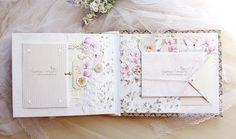 """Свадебный альбом из коллекции """"The promise"""" от First Edition"""