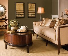 92 models of raymour and flanigan living room sets that make your living room look luxurious and fun - Bestplitka Inc Formal Living Rooms, Living Room Sets, Living Room Decor, Living Spaces, Paint Colors For Living Room, Room Paint, Living Room Inspiration, Home And Living, Family Room