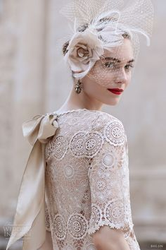 Agata by Va et Vien for BHLDN. Back. Oh my.