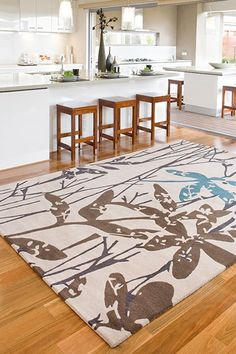 Leisel Rug - from the first KAS collection