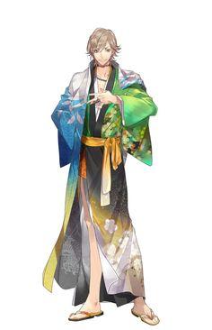 男の色を遊郭で買う、PS Vita向け乙女ゲーム『男遊郭』PV公開!各キャラやシステムを紹介