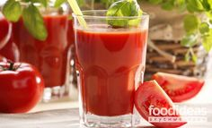 Томатный сок - рецепт приготовления с фото | FOODideas.info