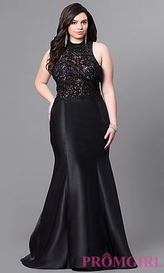 Shop Prom Girl for prom dresses, prom shoes, homecoming dresses, plus size formal dresses, and evening gowns and accessories for special occasions Best Plus Size Dresses, Plus Size Gowns, Evening Dresses Plus Size, Trendy Dresses, Evening Gowns, Plus Size Outfits, Short Dresses, Fashion Dresses, Dress Long