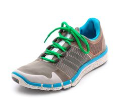 Stella McCartney, shoe, Adidas, fabric, grey, blue, green