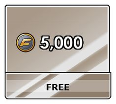 5,000 Play4Free Funds