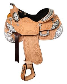Showman Show Saddle - #643316