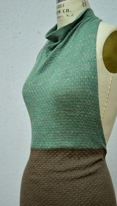 Machine Knitting by Eric Whiting, via Behance