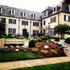 Gamma Delta Chapter, Purdue University #KKG #KKG1870 ==> Love where I lived in college for 2 years!!