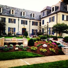 Gamma Delta Chapter, Purdue University... Adore my home away from home! <3
