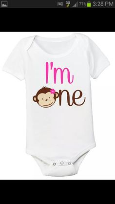 I'm one monkey