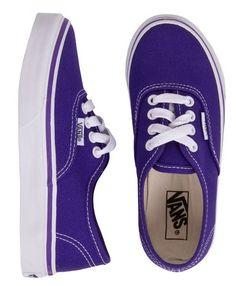 Vans Authentic Youth - Purple Iris