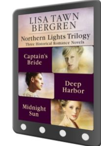 Northern Lights Trilogy by Lisa Tawn Bergren -- A Review