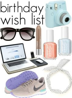 Love, everything but the hair tie thing. Change that to a lilly tumbler or monogram anything lol