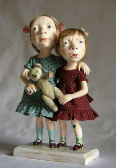 Dolls do you know artist?