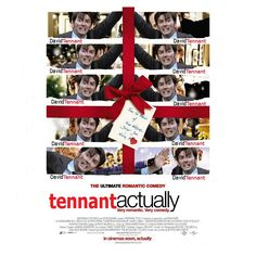 david tennant in places he shouldn't be - Google Search Love Actually