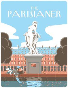 Vincent Mahé, The Parisianer - MessieursDame