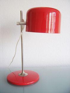 MID CENTURY MODERN Italian DESK LIGHT Table Lamp COLOMBO Castiglioni EAMES Era