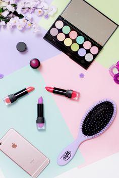 Make-up Look // Sleek MakeUP Whimsical Wonderland Collection
