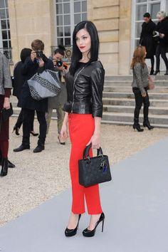 Leigh Lezark. #fashion #style