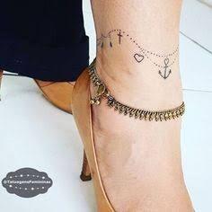 tatuagem de tornozeleira - Pesquisa Google