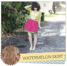 Watermelon Skirt Source confirmed 3/14/14