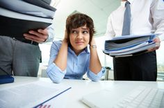 Work Stress Overload: Knowing When It's Time to Get Stress Treatment Help. Call for treatment options. Trauma, Anti Bullying Week, Workplace Bullying, You At Work, How Can I Get, Work Stress, Reduce Stress, New Employee, Health And Wellness