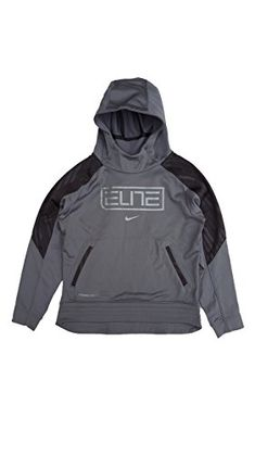 e2a7dab9e00f Amazon.com  Nike Boys  Elite Basketball Hoodie small  Sports   Outdoors