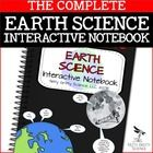 Earth Science Interactive Notebook - The Complete Bundle f