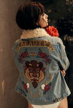 Disney by Minkpink Baroque-N Beauty Denim Jacket I Shop Resurrection