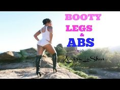 ▶ Dancing BOOTY, LEGS & ABS Workout with Keaira LaShae - 7.5min