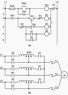 22449b95622822870202e338bd59bc41 circuit motors electrical schematic diagram for the control circuit of a forward,Wye Delta Wiring Diagram